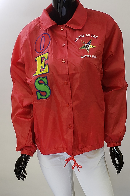 Order of The Eastern Star  Line JackeT