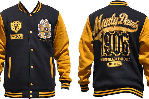 Alpha Phi Alpha Fleece Jacket