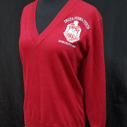 Classic Vneck Sweater