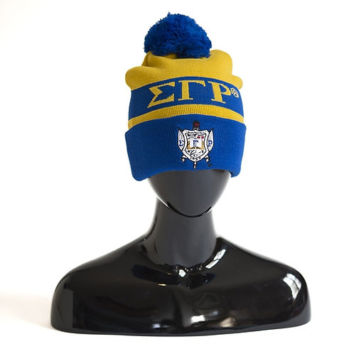 SGR KNIT BEANIE,SCARF,AND TEXTING GLOVES SET