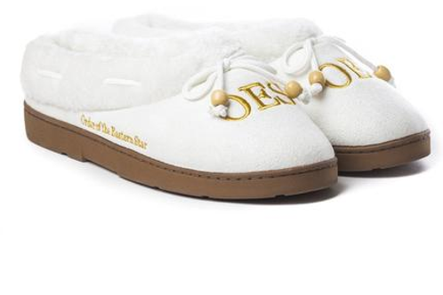OES COZY SLIPPERS