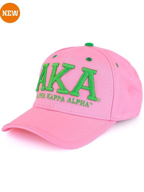 Alpha Kappa Alpha Cap Pink