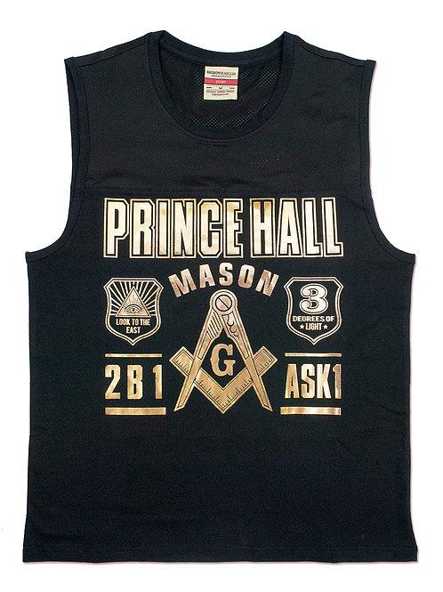PRINCE HALL MASON TANK TOP