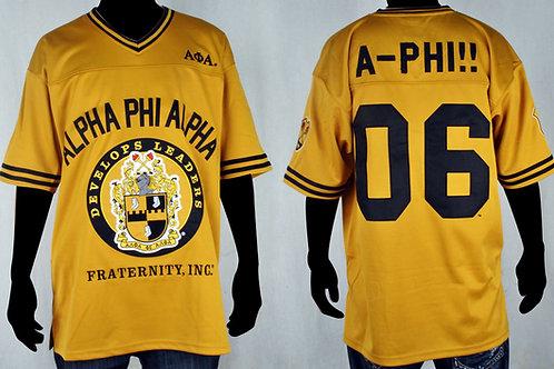 Alpha Phi Alpha Football Jersey A-PHI