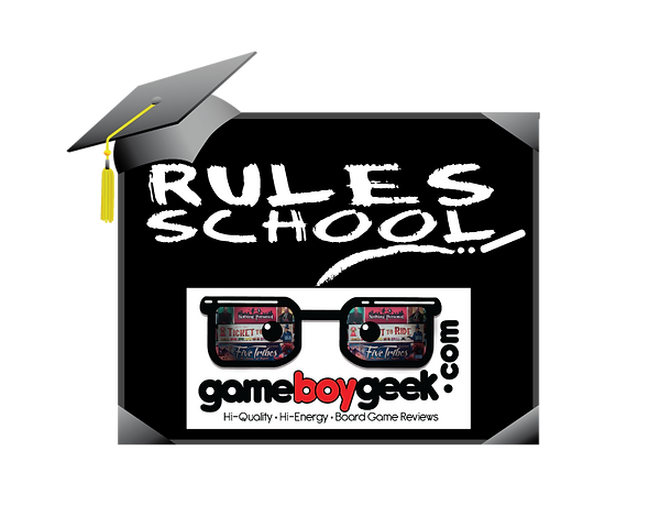 How To Play Board Games Rules School Game Boy Geek GameBoyGeek
