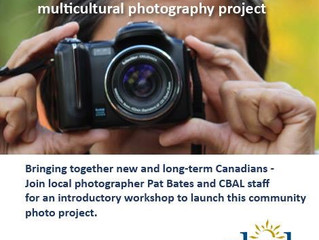 Photo Project Promoting Cross Cultural Understanding In Our Community.