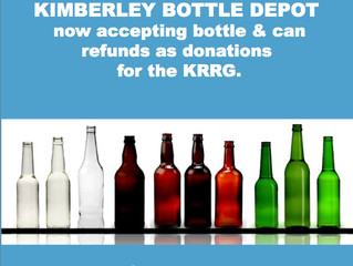 Every Bottle Helps
