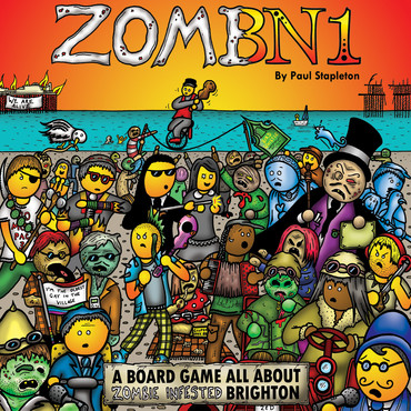 Introducing... Bedsit Games - BN1 & ZomBN1