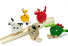 U+ME Wooden toys