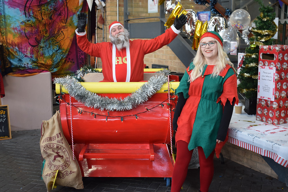 christmas makers market brighton paper daisy events