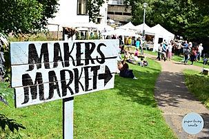 summer street food & makers markets paper daisy events brighton
