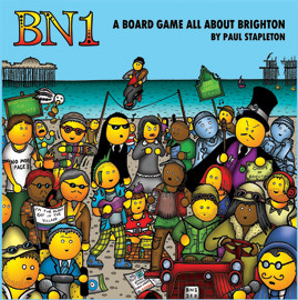 BN1 Brighton board game paper daisy events christmas market brighthelm