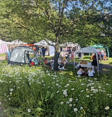 What will you find at our Street Food & Makers Market - Sat 10th July