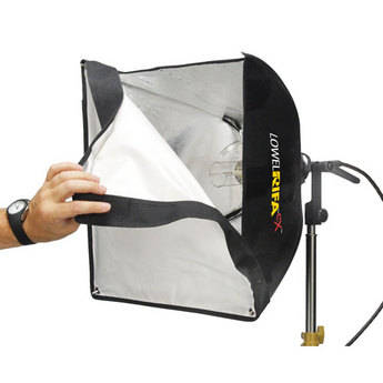 Softbox for Rifa Lowels