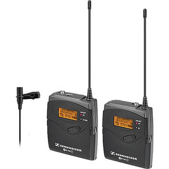 Sennheiser Wireless Lav Microphone