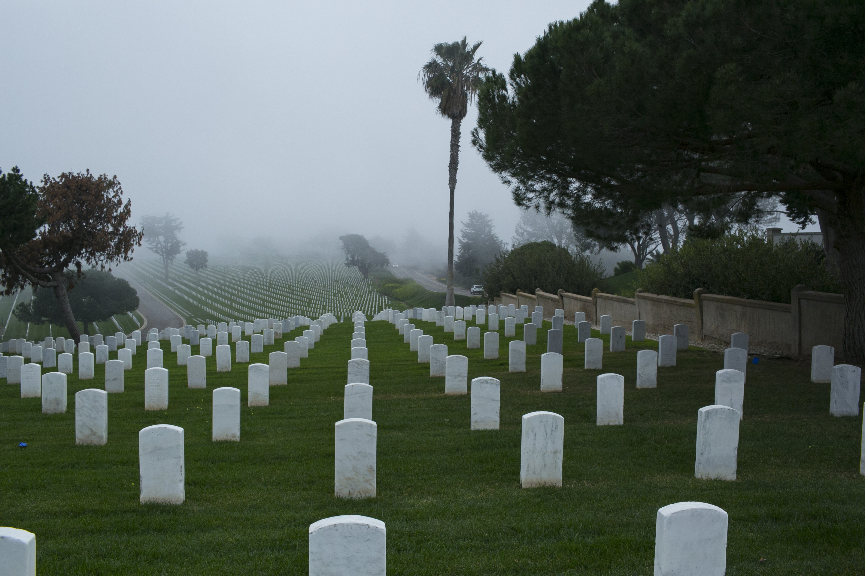 Ft. Rosecrans, Point Loma, San Diego