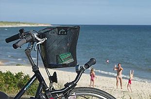 Cykelferie og strand på Bornholm