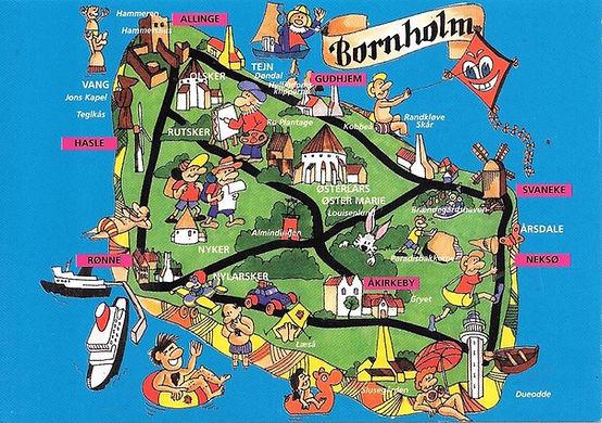 Cykelferie på Bornholm er et hit hver sommer