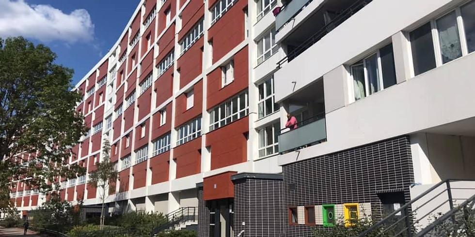 Permanence socio-éducative Villeneuve-la-Garenne