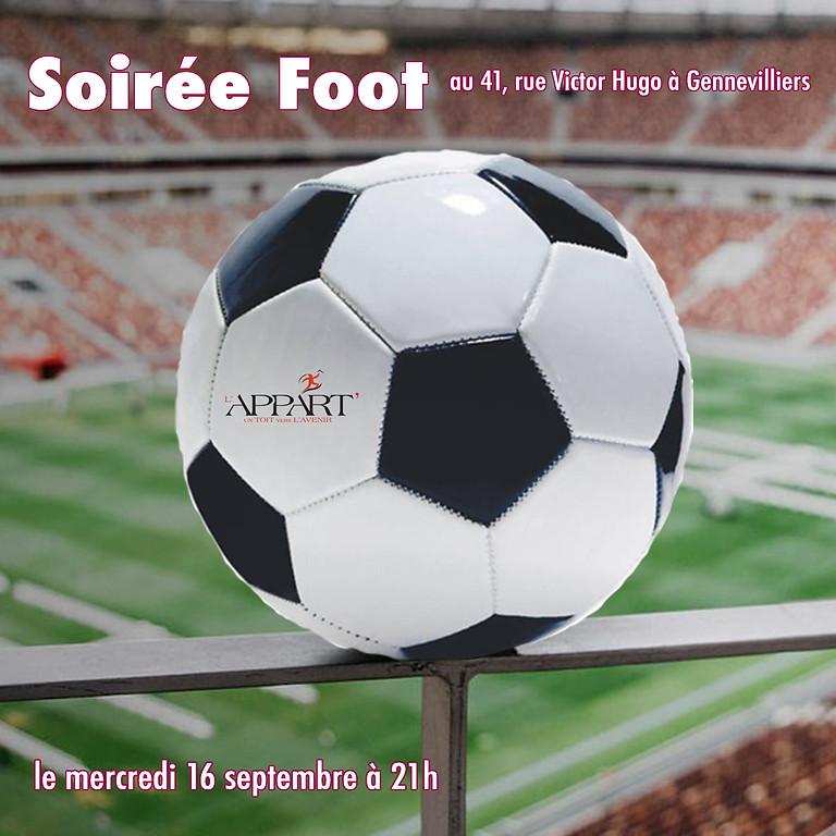 Soirée Foot