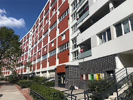 Les jardins de la Noue et la Caravelle 92390 Villeneuve-la-Garenne