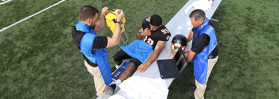 MinXray Diagnostic Imaging for Sports