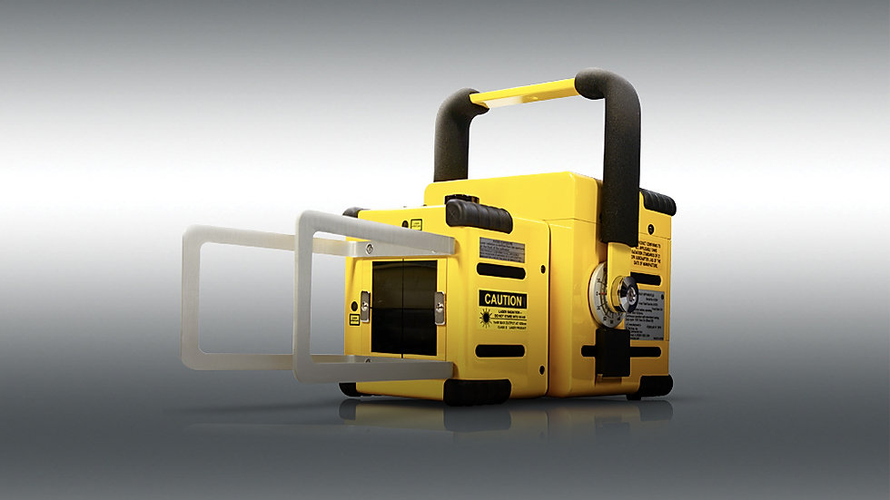 TR90BH portable x-ray generator