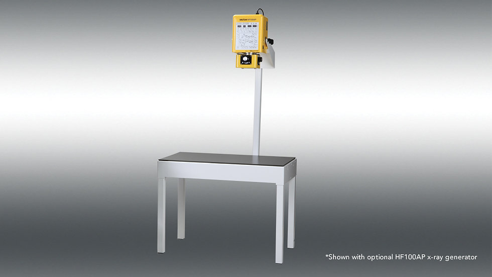 XRT90 Compact Stand with Optional HF100AP x-ray generator