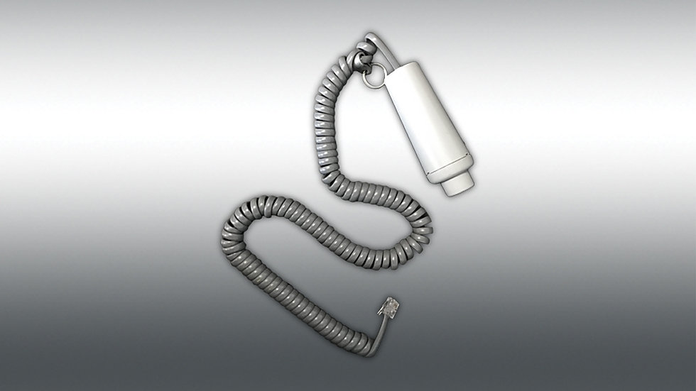 Handheld Exposure Switch and Cord