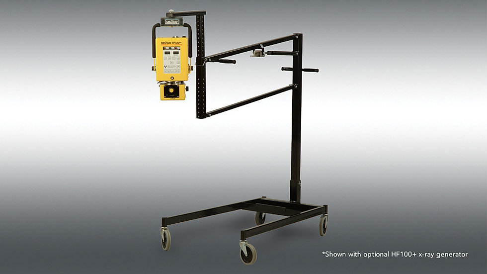 300GS Mobile Stand with optional HF100+ x-ray generator