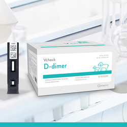 Vcheck D-dimer