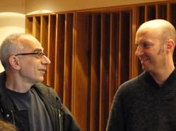 Mário Manga e Sérgio Reze