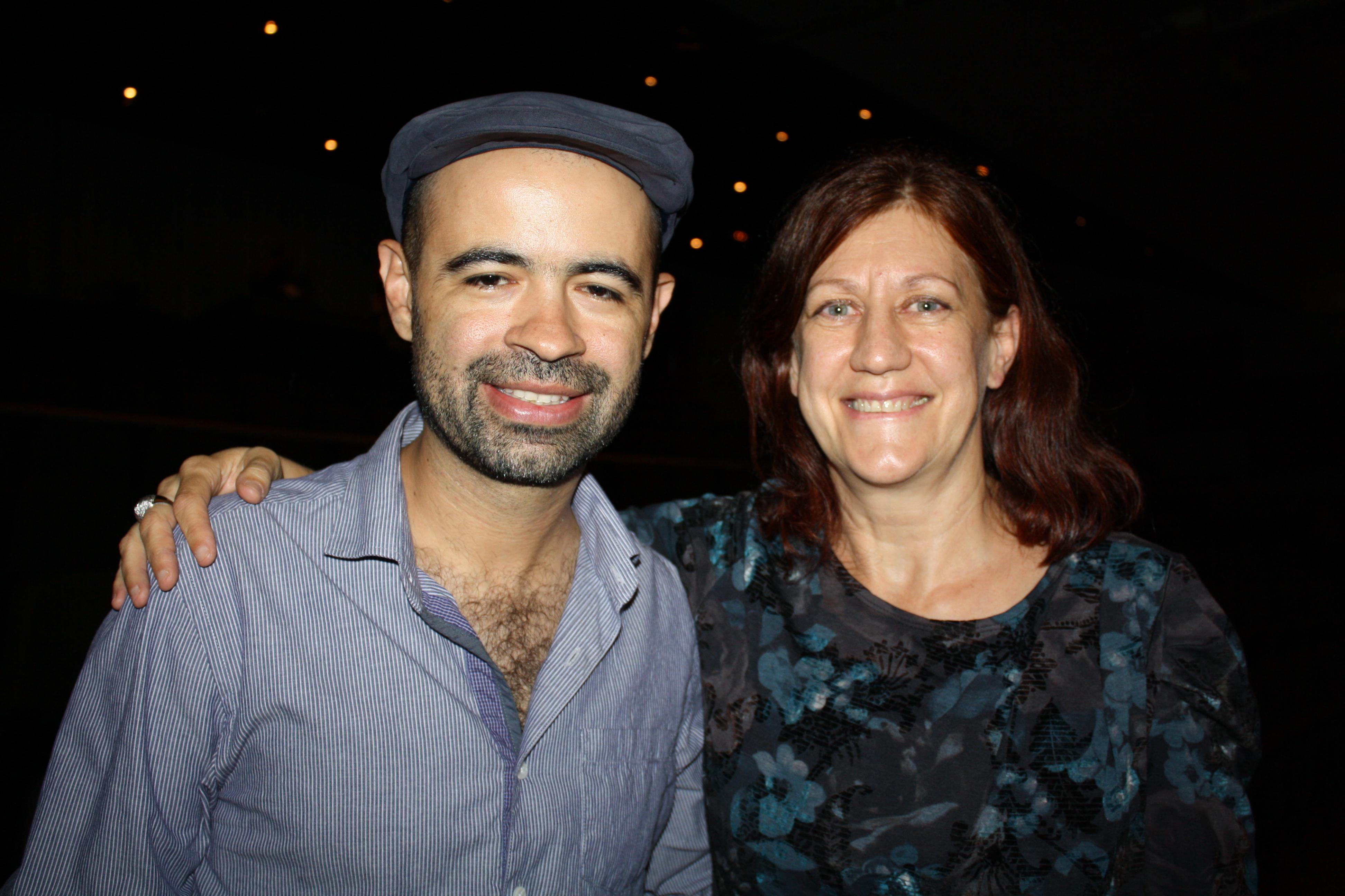 com Rodrigo Campos 16 dez 2012