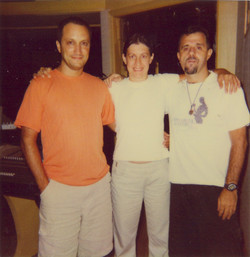 Ulisses Rocha, Ná e Swami Jr