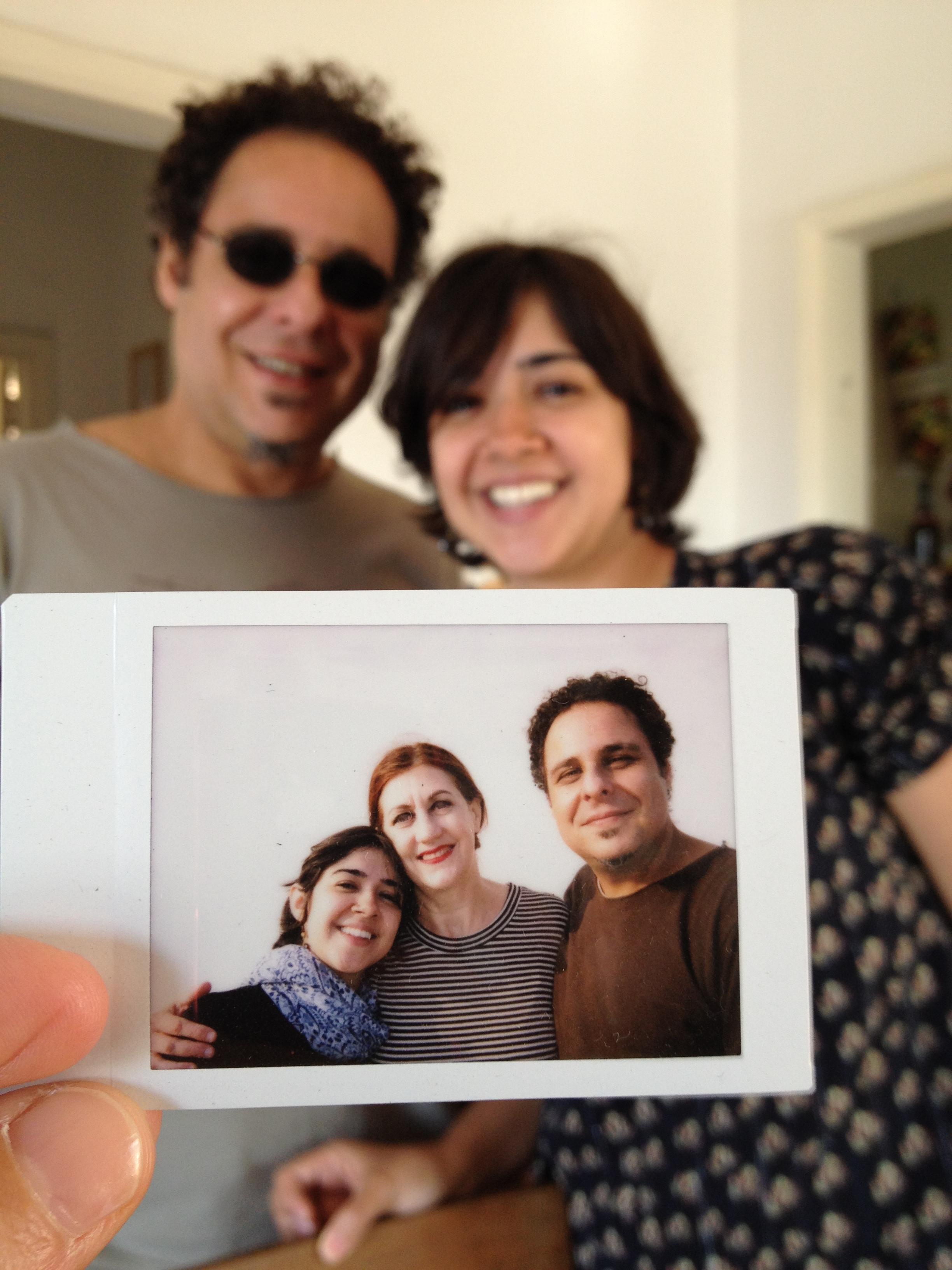 Eric Rahal e Carol Rolim