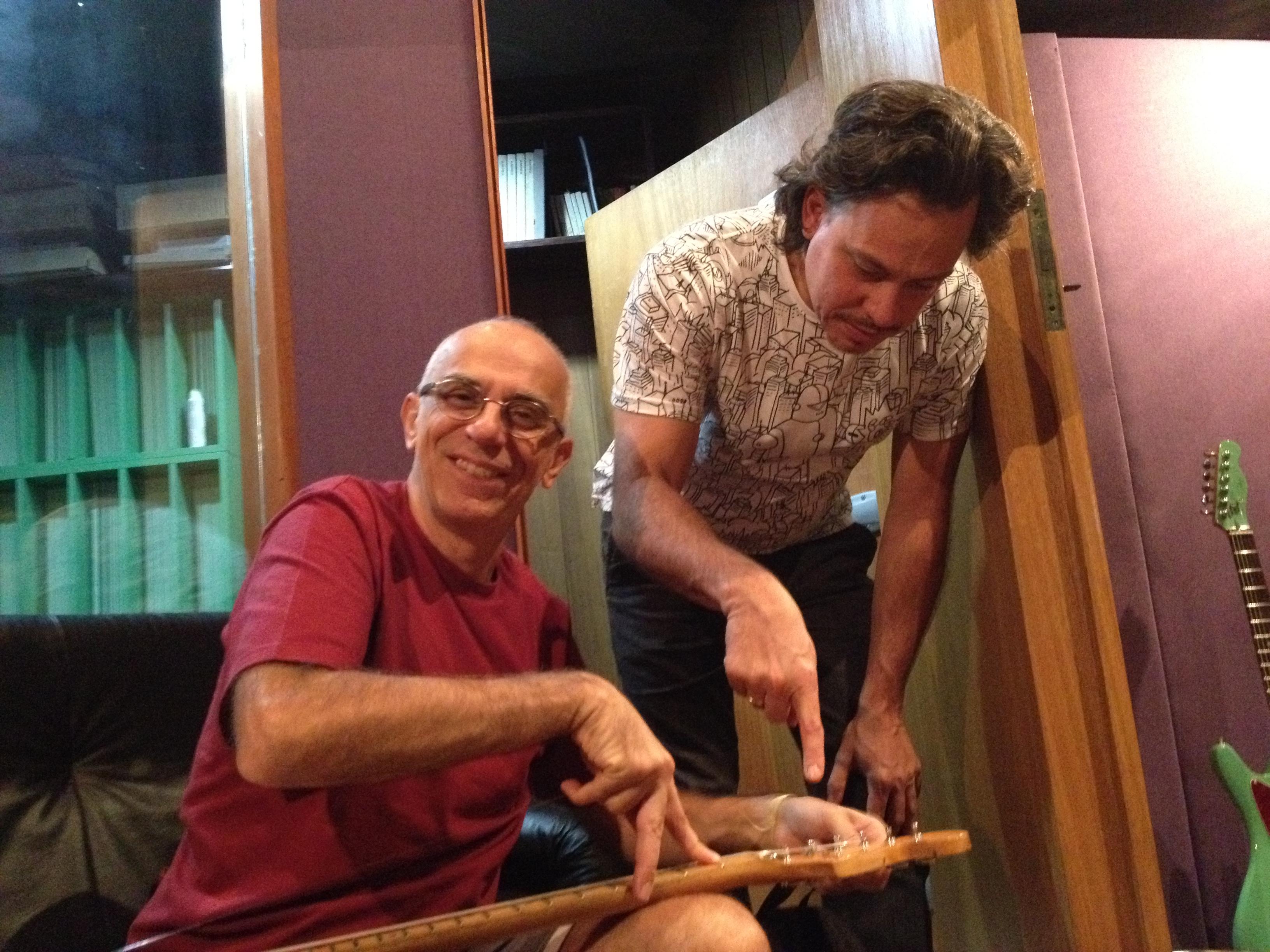 Mário Manga e Zé Alexandre Carvalho