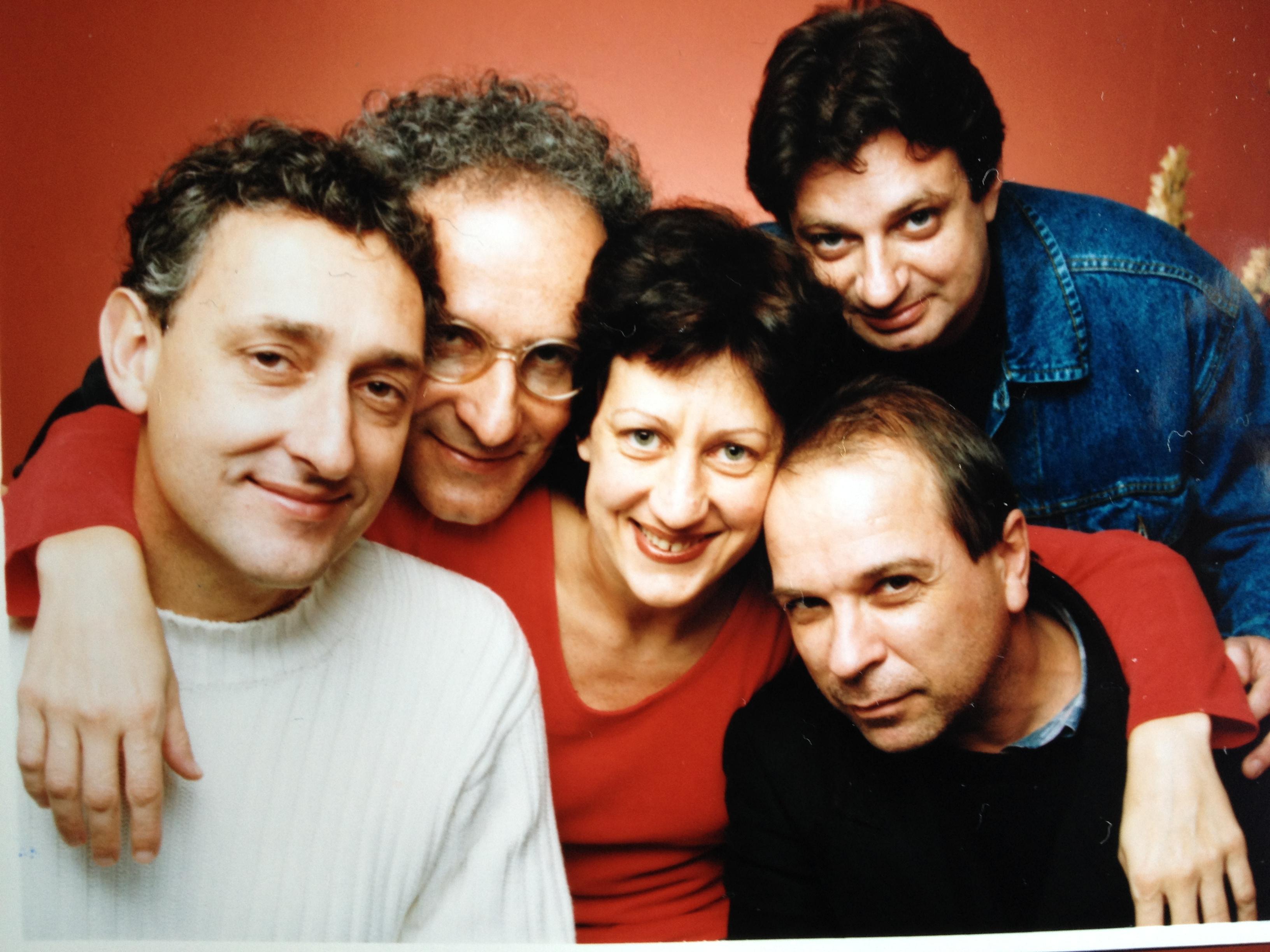 banda Estopim 1999