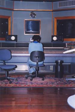 Mixagem - Mosh Studios SP 1999