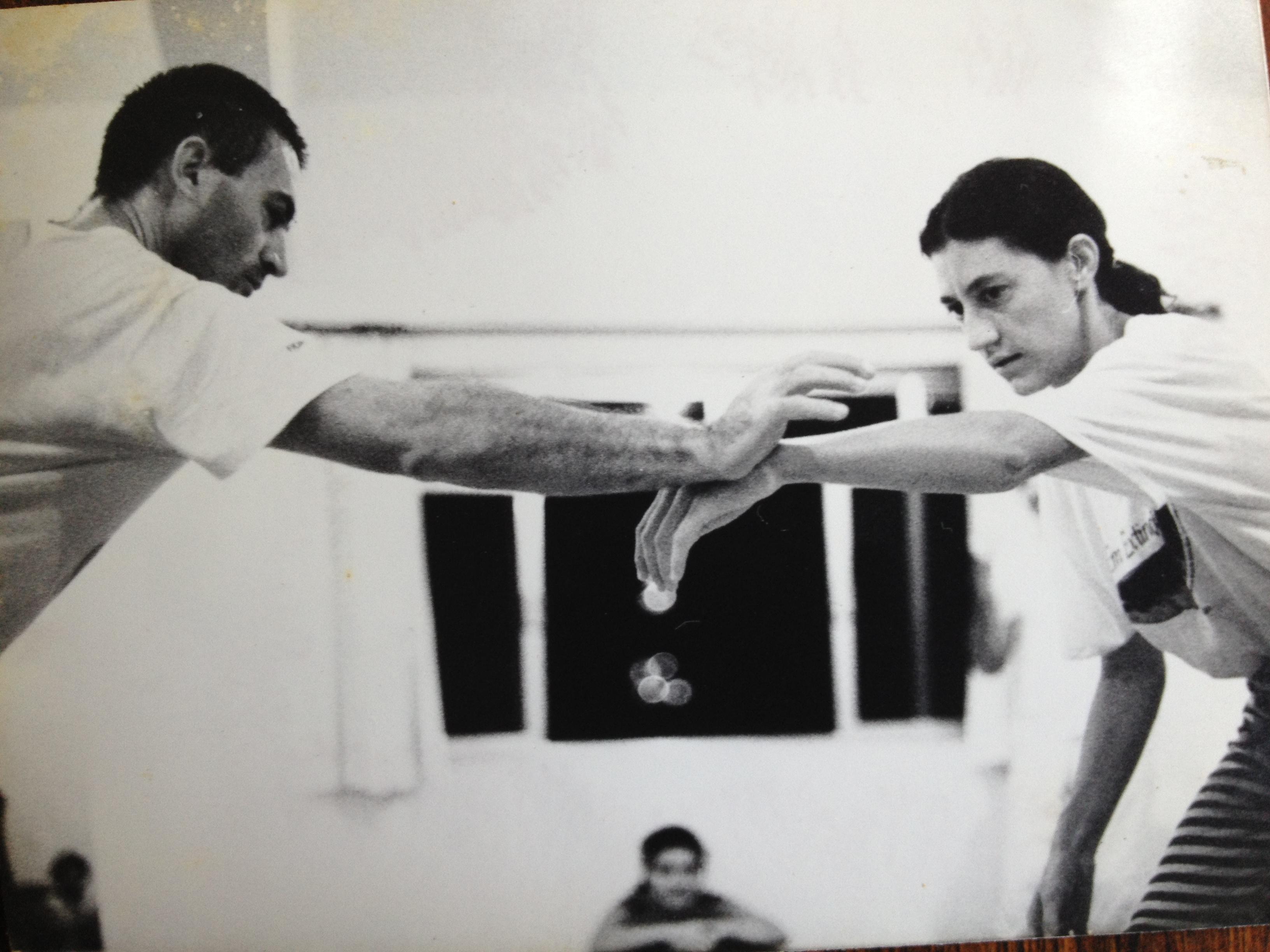 com Denilto Gomes 1992
