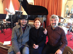 com Vagner e Maestro Cunha