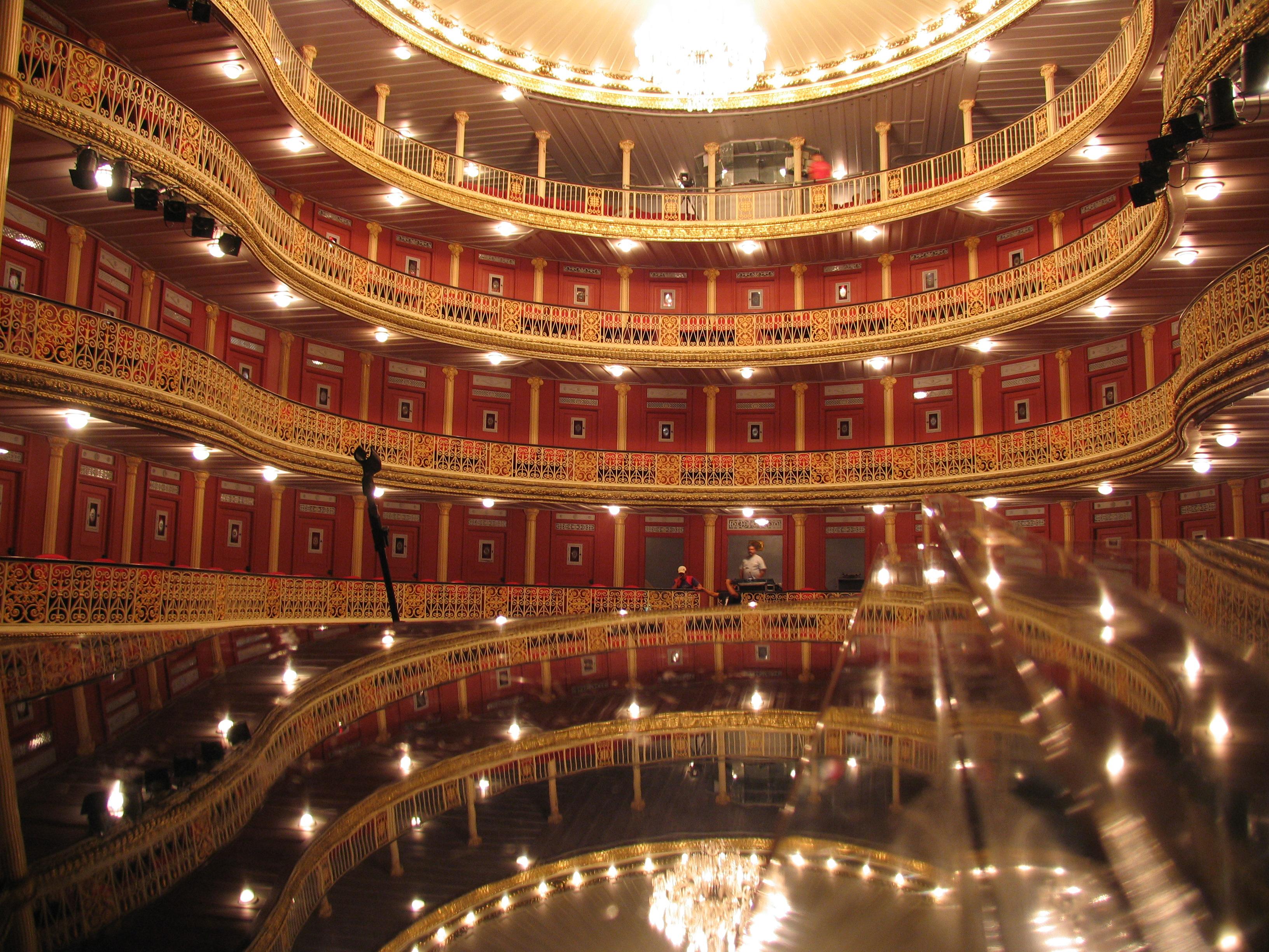 Teatro Princesa Isabel Recife