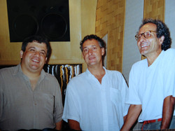 Renato Leite, Dante e Caito