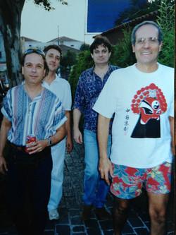 gravação Estopim 1998