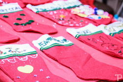 A christmasstocking for Each Child