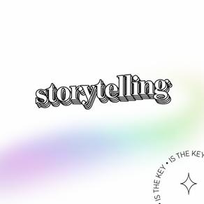 """Storytelling ist mehr als """"Geschichten erzählen"""""""