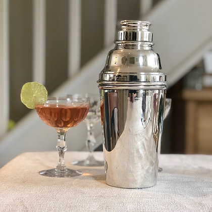 Art Deco Cocktail Shaker 5