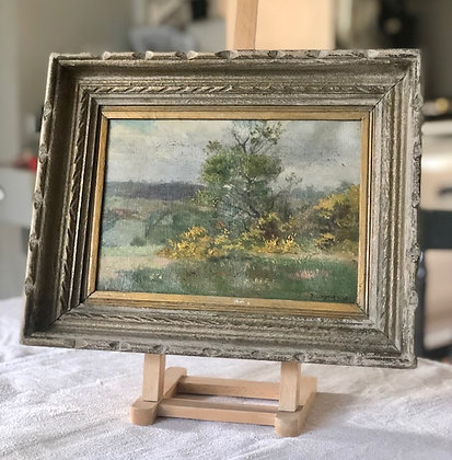 Spring Colours Oil Painting