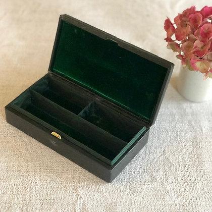Edwardian Cufflink Box