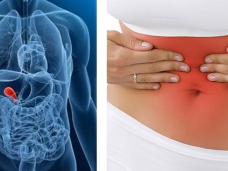 Operación laparoscópica de vesícula biliar