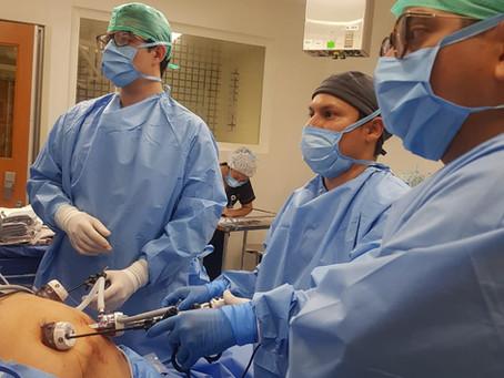 10 ventajas de la cirugía laparoscópica